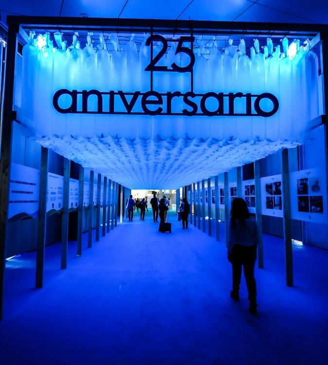 25 aniversario Piscina & Wellness Barcelona