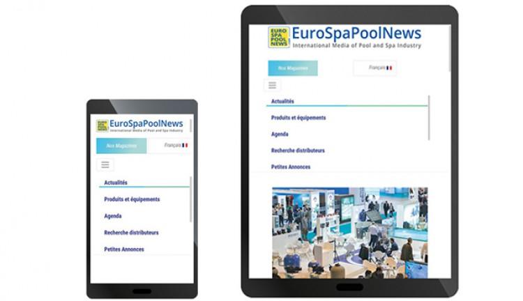 eurospapoolnews.com su Smartphone e tablette
