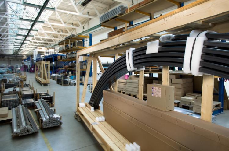 production enclosure Albixon