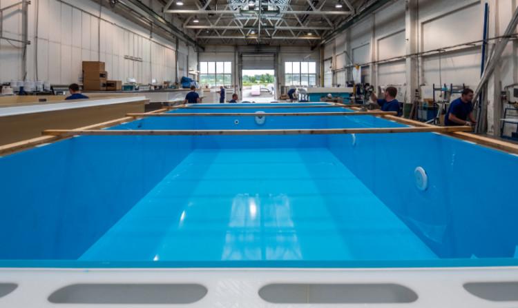 swimming pools Albixon
