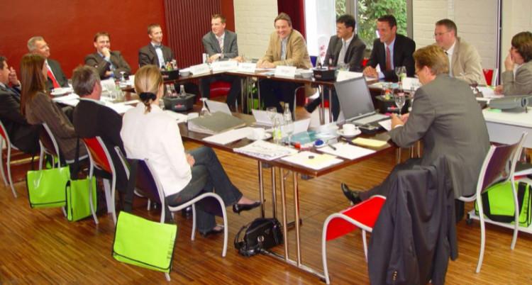 bsw berufener Expertenkreis auf der aquanale 2007