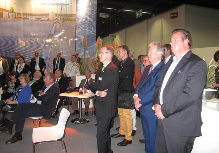 European Union of Swimmingpool and Spa Associations (EUSA) aquanale in Köln