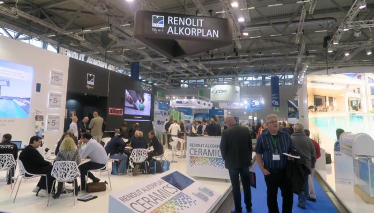 Zum Messedoppel aus aquanale und FSB 114 Ländern nach Köln