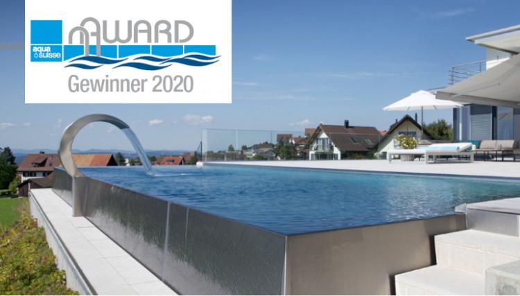 Aqua Suisse Award Gewinner 2020