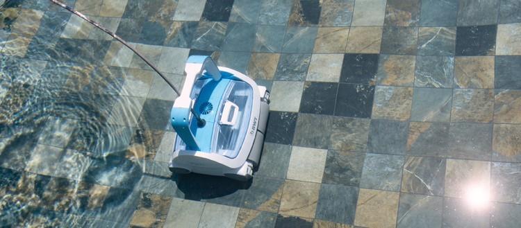 Robot électrique de piscine Aquatron BWT