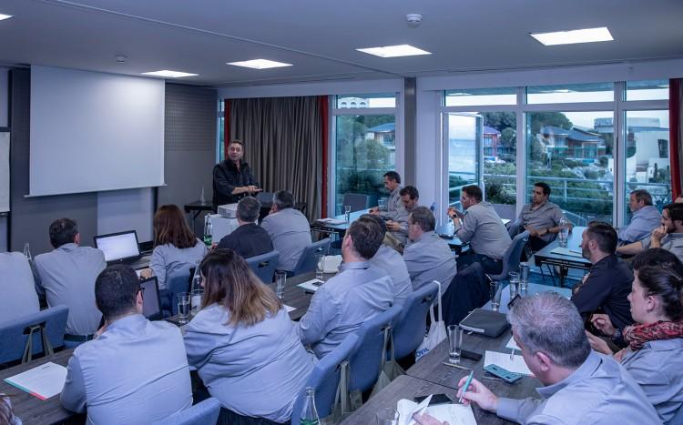 conférences lors de la 5e ISC SCP Europe monaco 2019