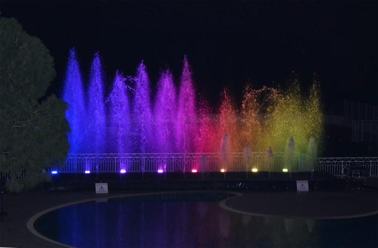 Les jeux de lumière anniversaire 20 ans SCP France 5e International Sales Conferences & Vendors Showcase 2019 SCP Europe Monaco