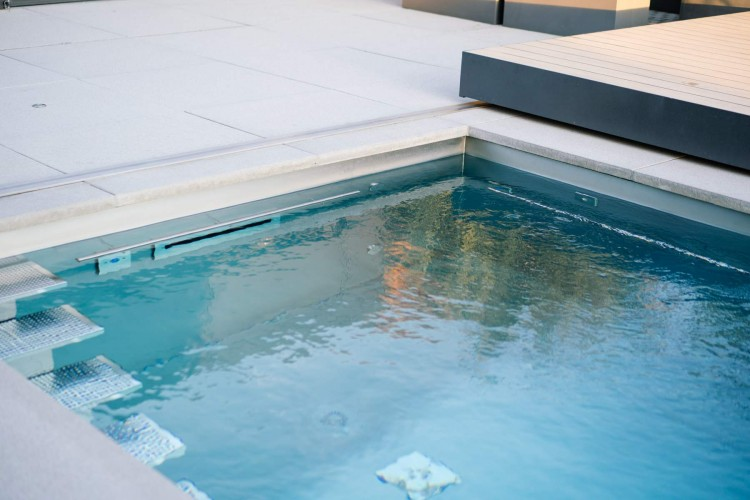 Edelstahlschwimmbecken InoxPools