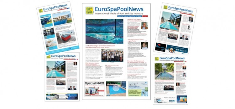 Editions EuroSpaPoolNews 2019