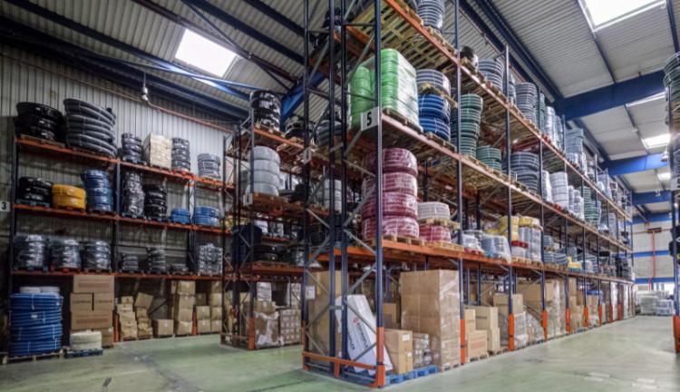 warehouse subsidiary Espiroflex Netherlands