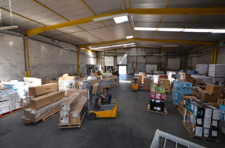 entrepot,stockage,equipements,poolstar
