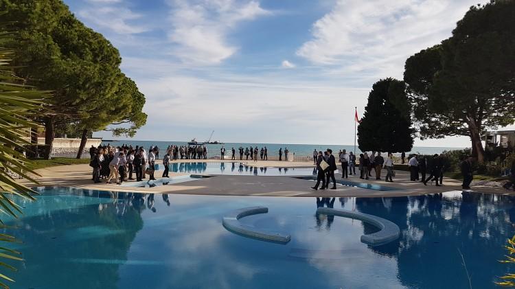 5e ISC SCP Europe piscine hotel meridien beach plaza monaco 2019