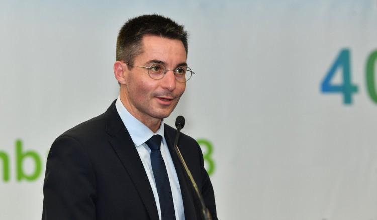 Nicolas Dayot Président de la FNHPA, fédération national de l'hotellerie de plein air