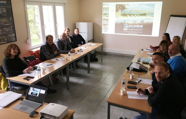 Formation commerciale Alliance Piscines Groupe