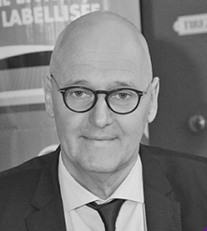 Gilles Mouchiroud Président de la FPP