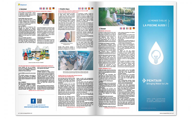 E-Journal EuroSpapoolnews Special Spring