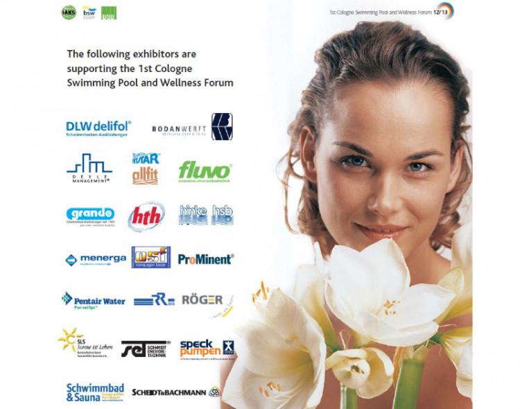 Premiere des Kölner Schwimmbad- und Wellness Forums