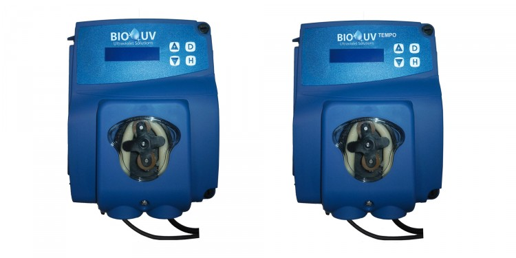 Régulateur pH et Tempo de Bio-UV régulation et dosage automatiques eau de piscine