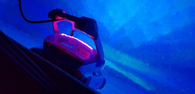 Robot de piscine BWT Aquatron