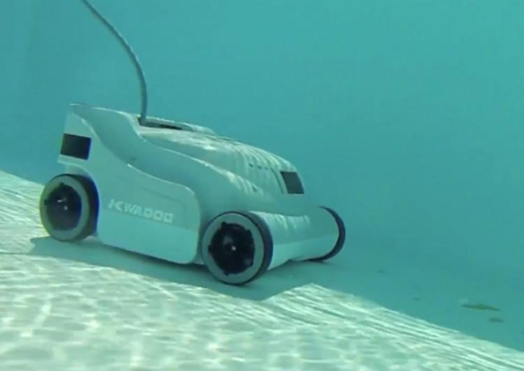 robots piscine KWADOO de WRC Europe