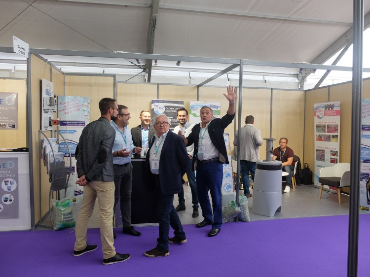 Stand Gaches Chimie - Atlantica 2019
