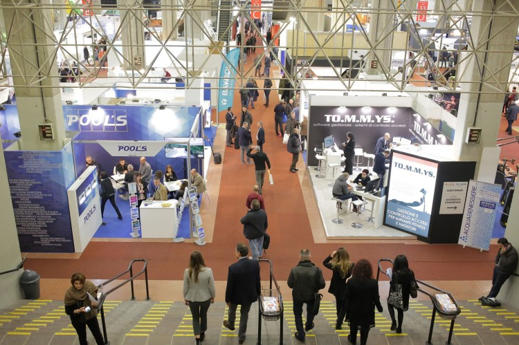 ForumPiscine,2019,Wohnzimmer,international,Pool,Spa,BolognaFiere