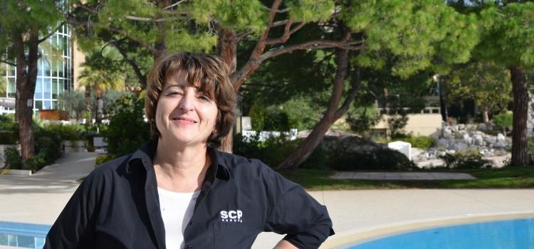 Sylvia Monfort Directrice général SCP Europe hôtel méridien monaco 5e vendors showcase