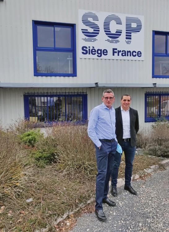 Jean-Louis ALBOUY y Daniel BOS