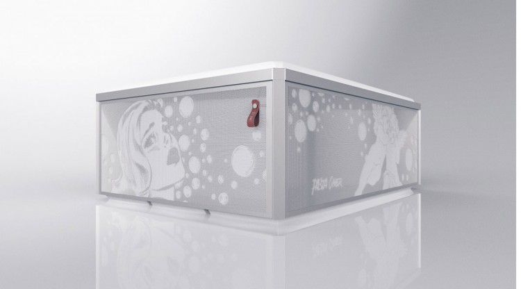 LyraiN spa Smallest model of USSPA private spas