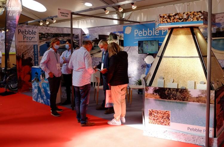 Stand Pebble Pro - Atlantica 2020