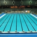 Myrtha Pools ready for the olympic Swimming Trials, Omaha 2012