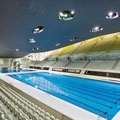 KLINKERSIRE was present at the London Aquatic Centre designed by Zaha Hadid