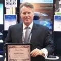 Solar pump and filtration system wins US show award