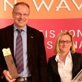 Praher/Peraqua won the 2013 Golden Wave Award with the AquaStar SafetyPack