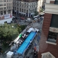 Myrtha Pools supplies the swimming pool for a charity event in New York