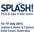 Only few days until SPLASH! - Australia's biggest Pool & Spa Trade Show