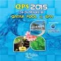 The 3rd Qatari Pool & Spa Exhibition is coming very soon in Doha!