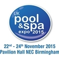 The UK Pool & Spa Expo is back!