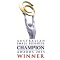 Australian Innovative Systems (AIS) is Manufacturing winner at Australian Small Business Champion Awards 2015