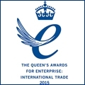 Tintometer honoured with Queen's trade award