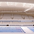 Piscine Castiglione-Myrtha Pools per EUROPEAN GAMES 2015 a Baku in Azerbaigian