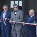A new factory building opens its doors in Hungary for Alukov enclosures