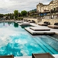 Myrtha Pools : A whole new swimming pool for the Hotel La Palma