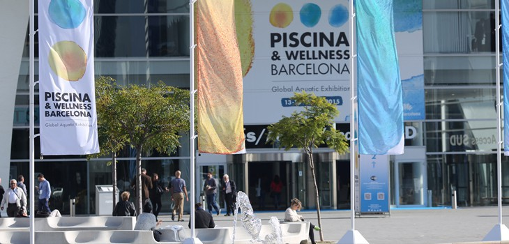piscina wellness salon barcelona spain