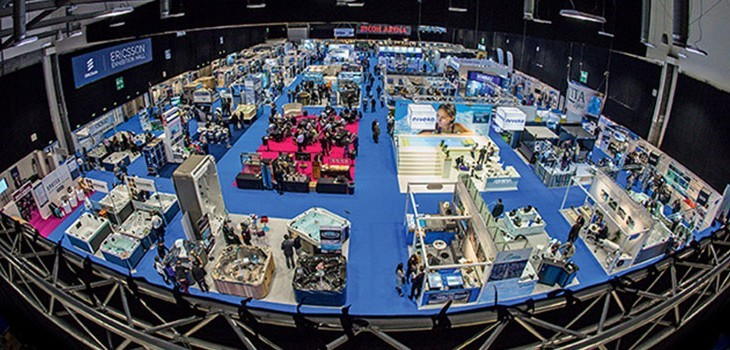 SPATEX 2020 UK wet leisure Show