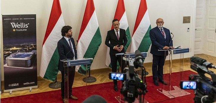 Wellis hot tubs hungurian spa manufacturer