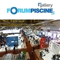 "The 10th ForumPiscine, in a ""Gallery"" version"