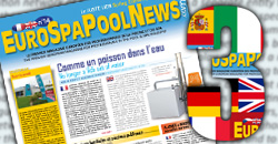 Book next 3 special issues of  EuroSpaPoolNews.com