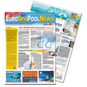 Read the last 3 special issues of  EuroSpaPoolNews.com