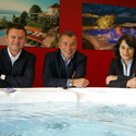 A strengthened team for Dimensions One Spas Europe